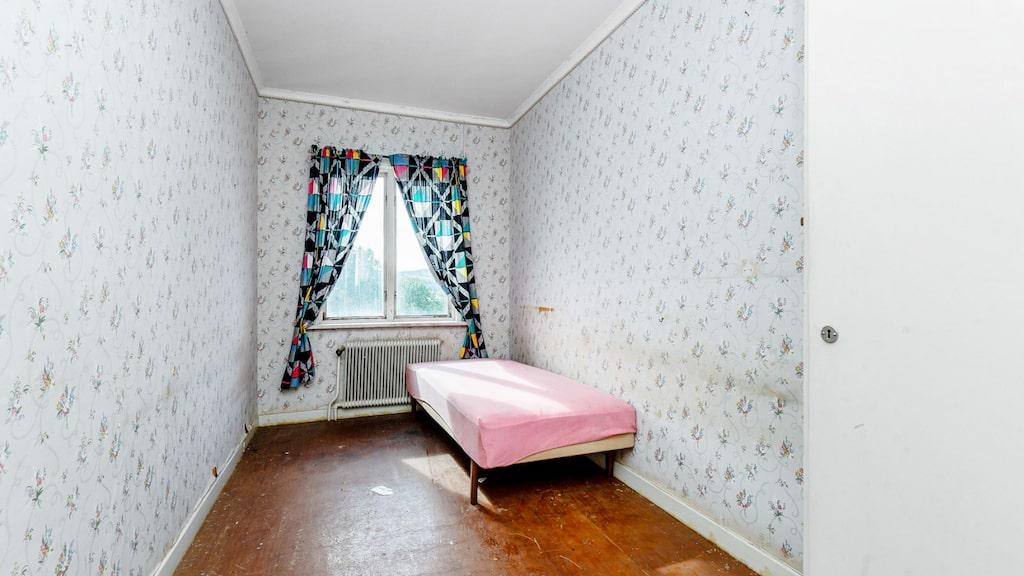 Äldreboende och barnhem – två saker som huset använts till.