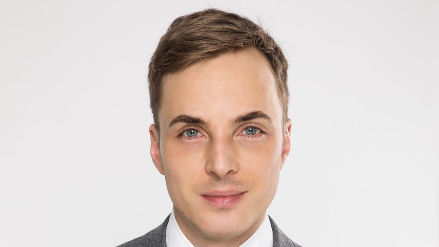 Christoph Martschin, hudläkare på Akademikliniken.