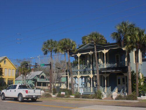Floridas svar på New Orleans eller Savannah.