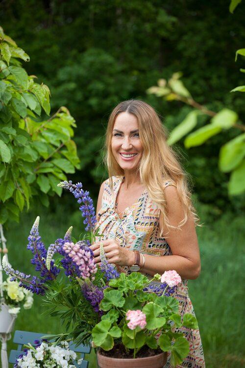 Marika Axén driver eget inom homestyling och content creation.