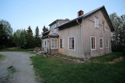 Borgvattnets prästgård är Sveriges mest omskrivna spökhus.