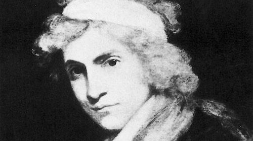 Mary Wollstonecraft blev förfärad.