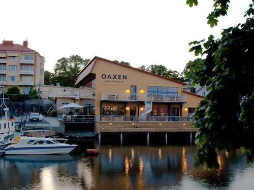 År 2013 flyttade hyllade krogen Oaxen från skärgårdsön till Djurgården.