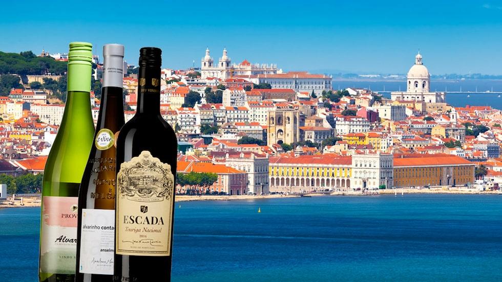 Vi borde dricka mycket mer portugisiska viner, tycker experten.