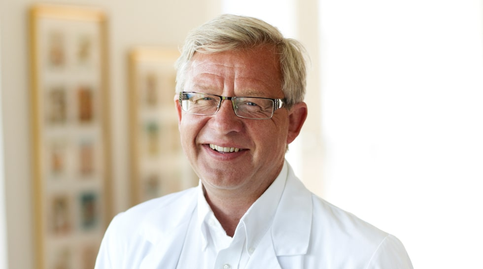 Professor Jan Nilsson.