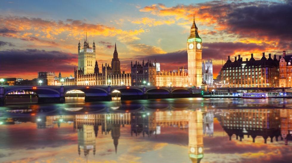 London är en populär destination för weekendresor för oss svenskar året runt.