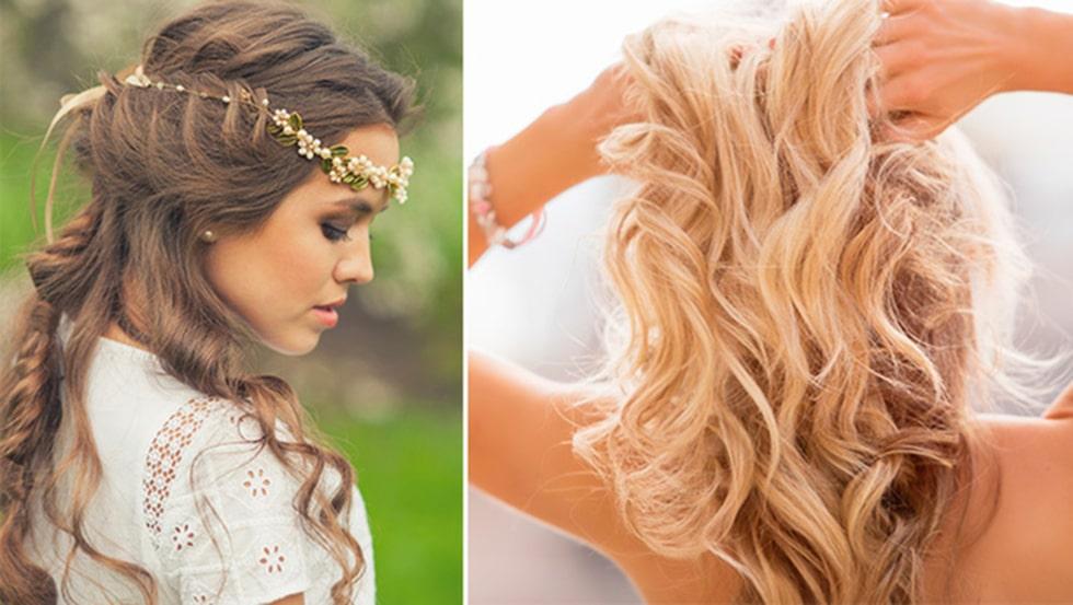 Vill du färga ditt hår, men inte använda preparat fulla av kemikalier? Det finns flera olika sätt!