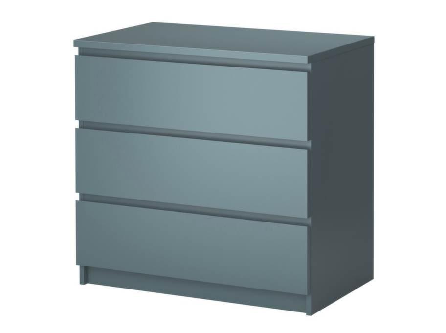 Byrå Malm, 80 × 78 centimeter, 599 kronor, Ikea.