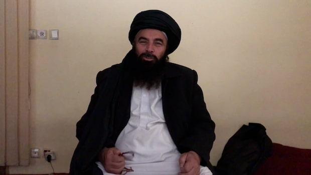 """Förre talibanledaren: """"Kvinnor är de dyrbaraste varelse"""""""