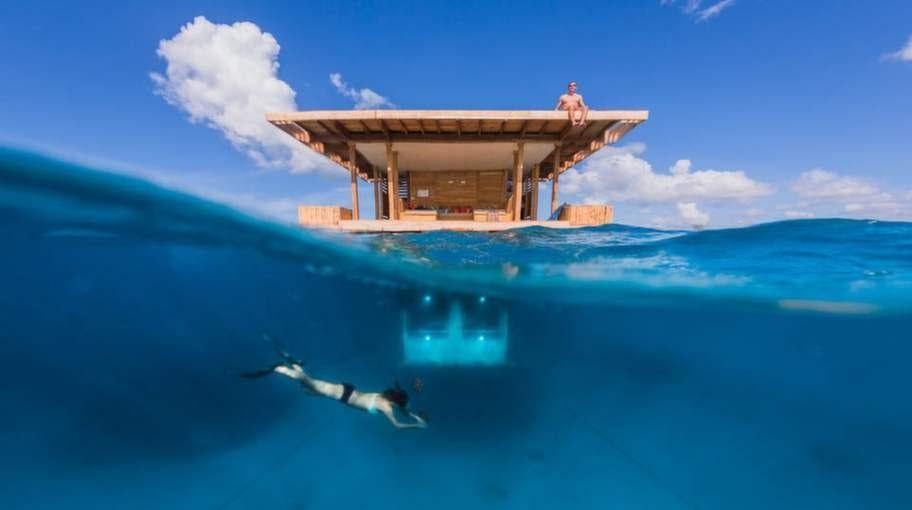 Den lyxiga, moderna resorten har snabbt blivit ett hett samtalsämne bland resintresserade världen över. Främst för sin nya undervattenssatsning.