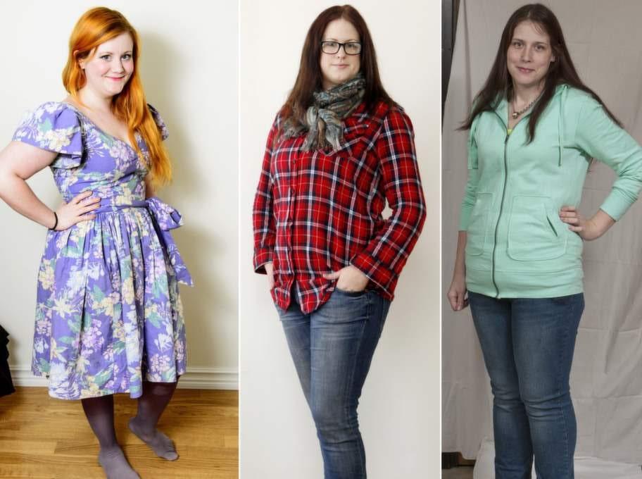 Linnea Härjerud, 26, Jessica Ivarsson, 27 och Annika Nilsson Pettersson, 30, hade olika upplevelser och minnen som gjorde att de tog olika val inför klassåterträffen.