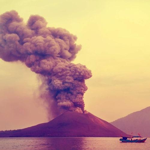 UD kan avråda från resor vid naturkatastrofer.