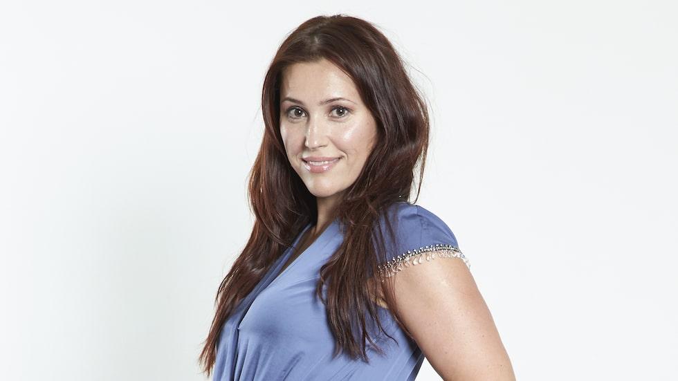 Olga Rönnberg är personlig tränare och grundare av sajten Mamma.fit.