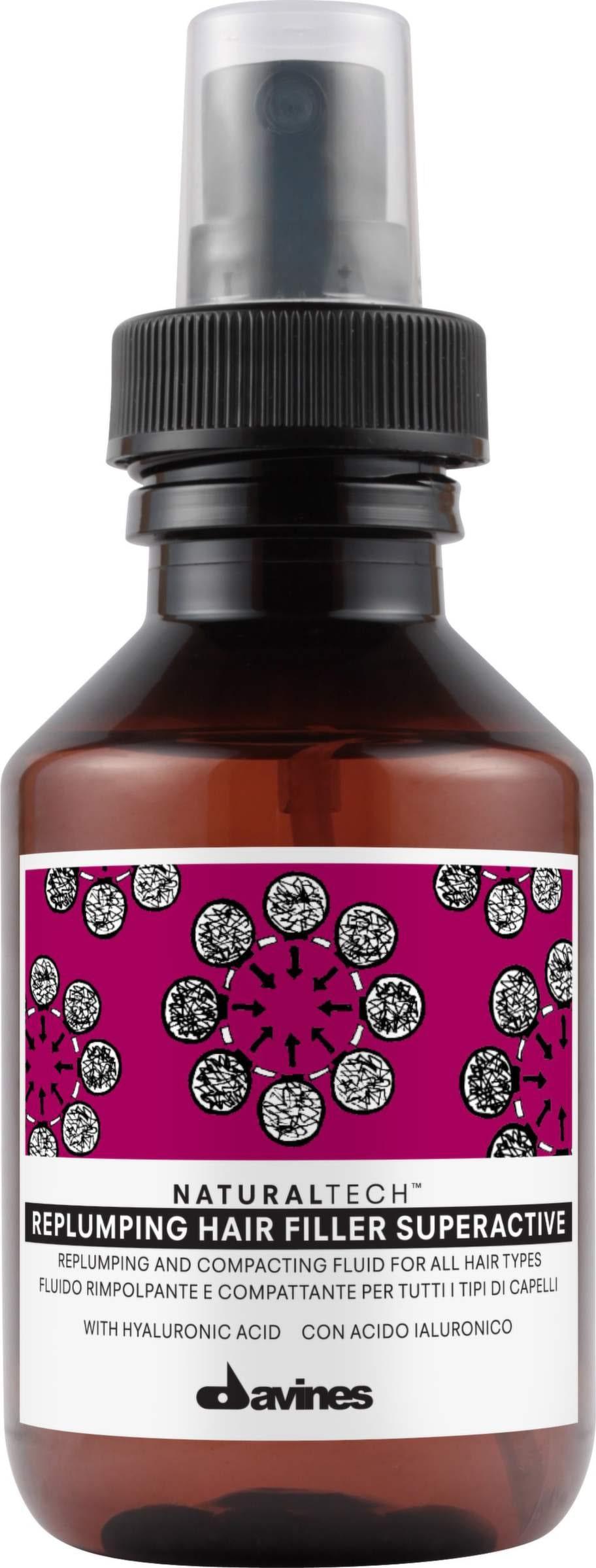 Replumping hair filler superactive, 239 kronor/ 250 ml samt 249 kronor/ 100 ml. davines.se