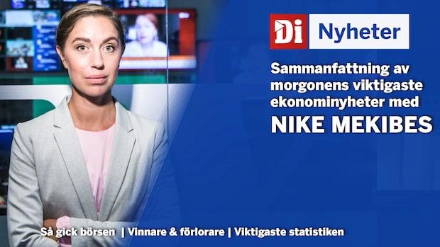Di Nyheter: Telia draglok på stark Stockholmsbörs