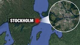 Misstänkt mordförsök på tunnelbanestation i Stockholm