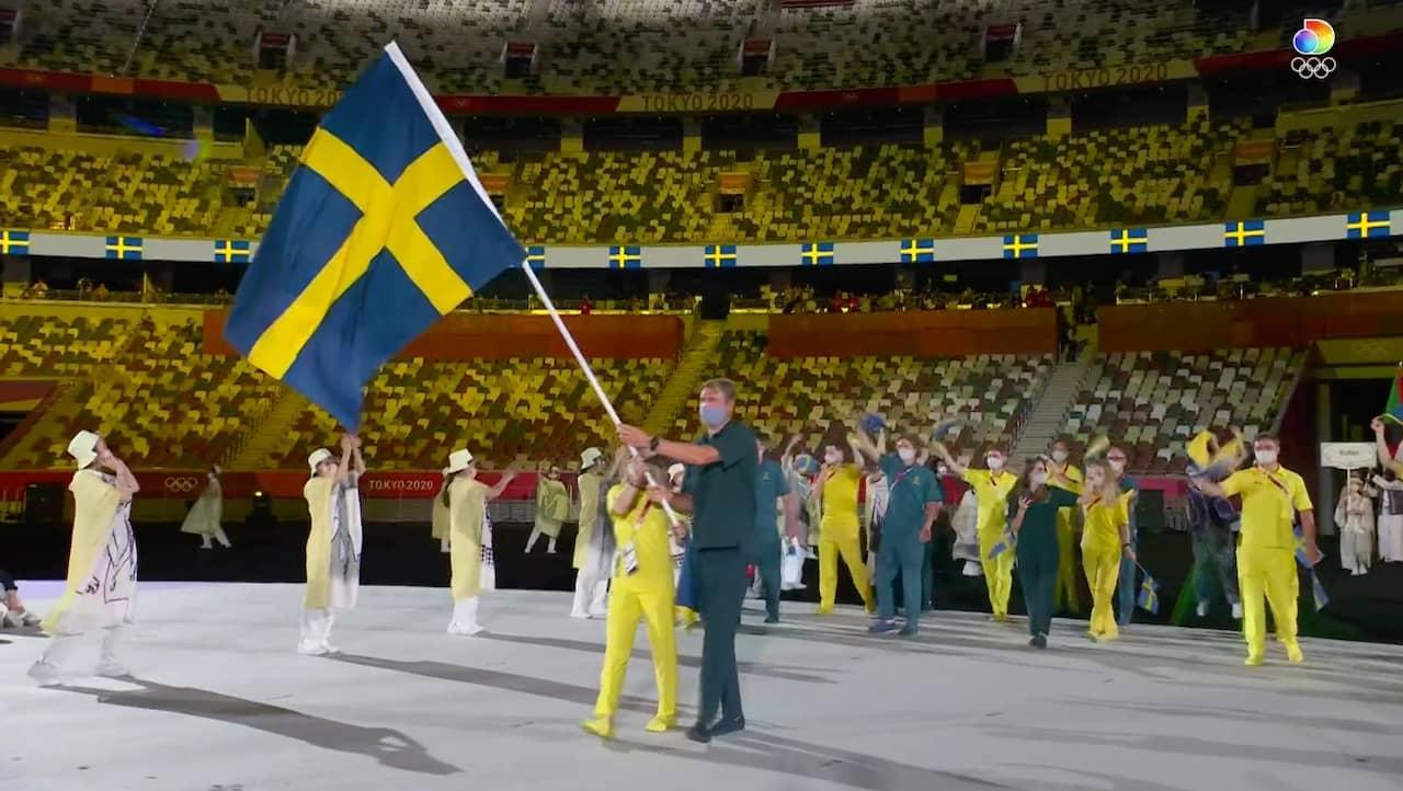 Svenska OS-kläderna som skapar reaktioner