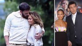 Jennifer Lopez egna ord efter bilderna med Affleck