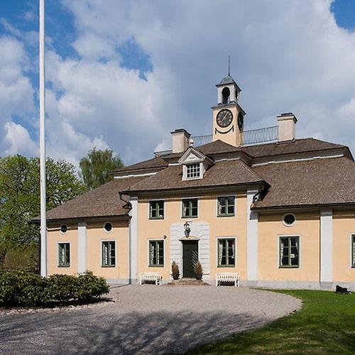 Svanå bruk och säteri i Västerås.