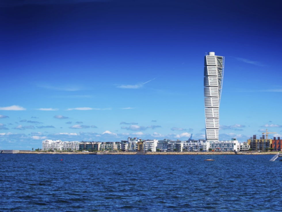 Malmö står för den största ökningen!