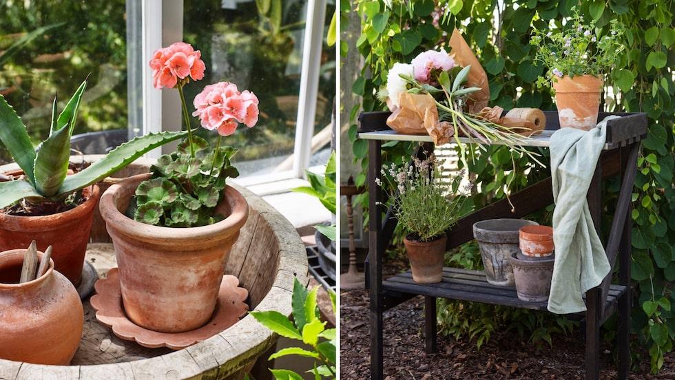 Ett planteringsbord kan göra odlingen enklare och roligare.