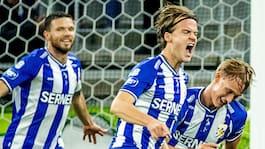 IFK Göteborg kontrar sönder Djurgården