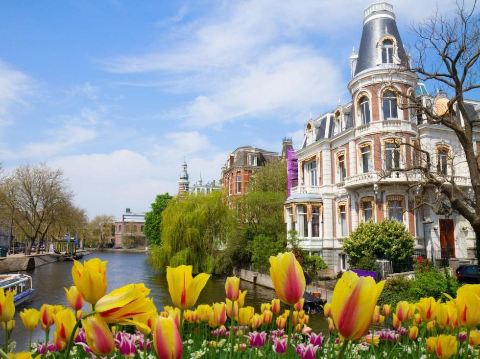 ...Amsterdam och...