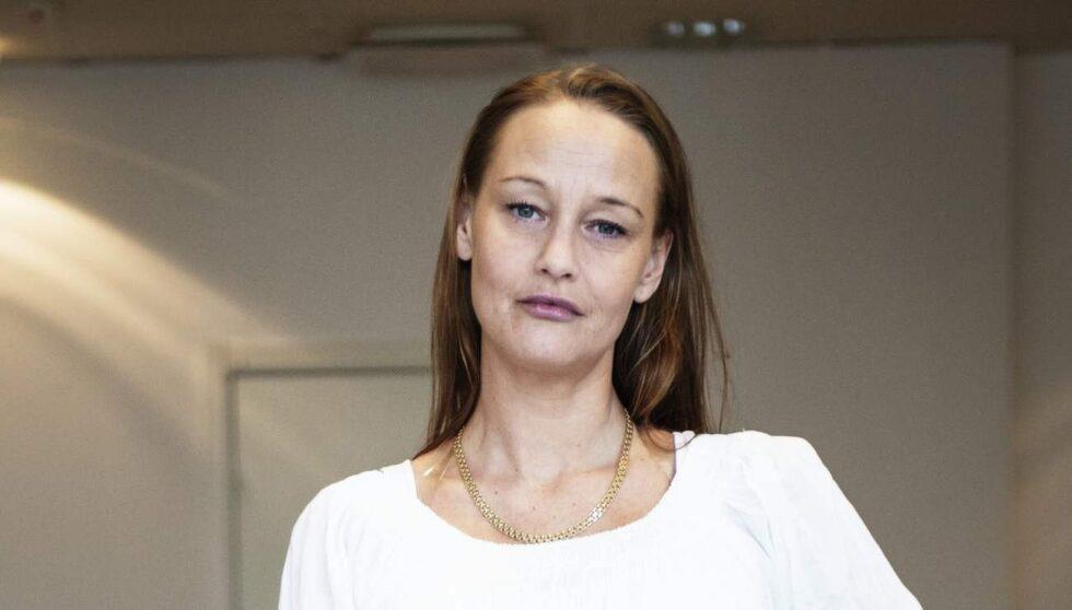 <p>Jeanett Rydings läppförstoring ledde till en livshotande allergichock.</p>