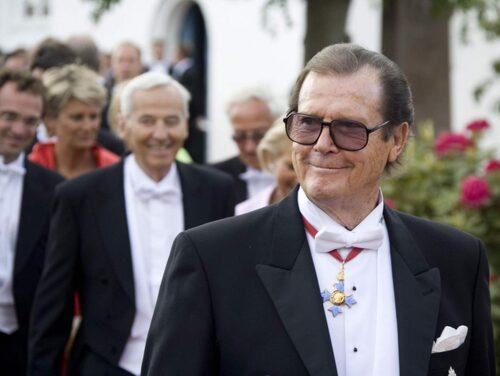 Roger Moore är H.C. Andersen-ambassadör