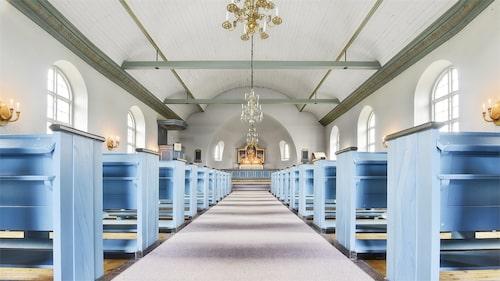 På senare år har kapellet mest använts för skolavslutningar och en del vigslar, dop och begravningar.