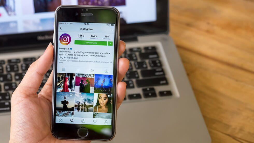 Vad du väljer att publicera för bilder på Instagram kan säga mycket om hur du mår.