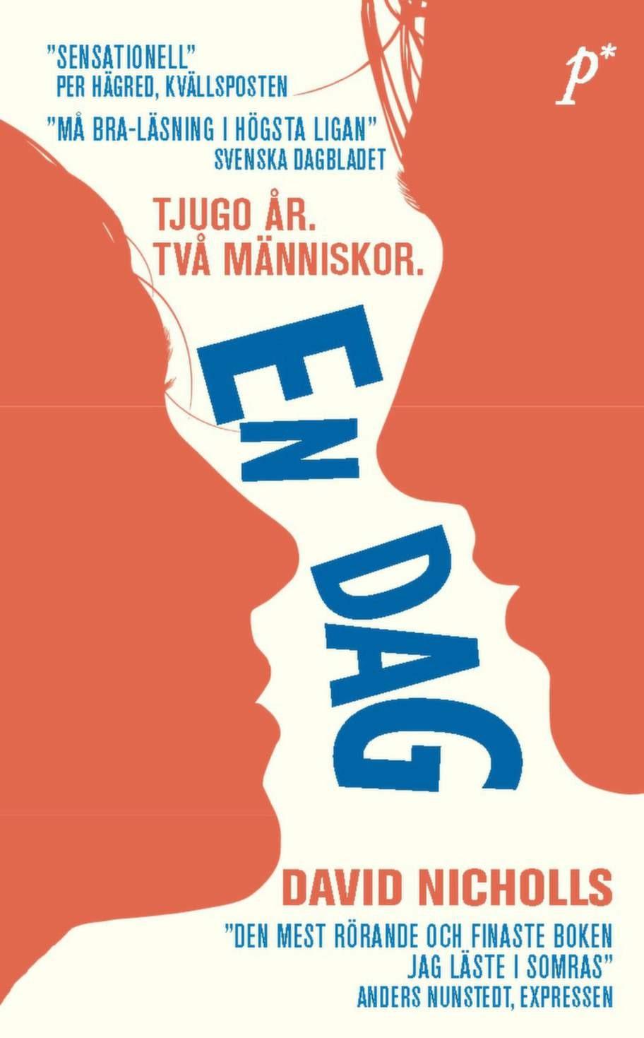 En dag av David Nicholls, Printz PublishingDenna sidvändar-roman blir lite av mindfulness, eftersom du lätt slukas av historien om Emma och Dexter och bara måste få veta hur det går. Kvalitetsunderhållning som trycker på livets pausknapp, och får dig att glömma tvätthögar och jobb.