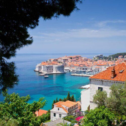 Dubrovnik är ett av Kroatiens självklara turistmål.