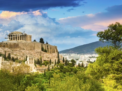 Akropolis räknas till ett av de viktigaste monumenten i världen.