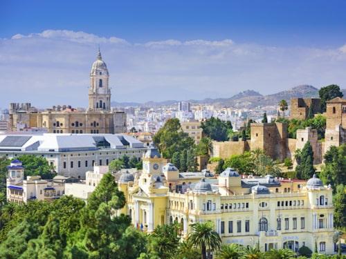 Malaga är absolut värd en weekend.