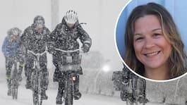 Bakslaget: SMHI  varnar för snöfall