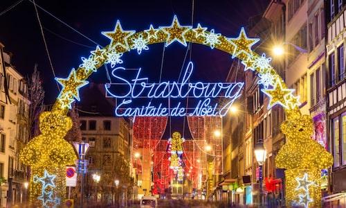 I Strasbourg hålls Frankrikes äldsta och bästa julmarknad.