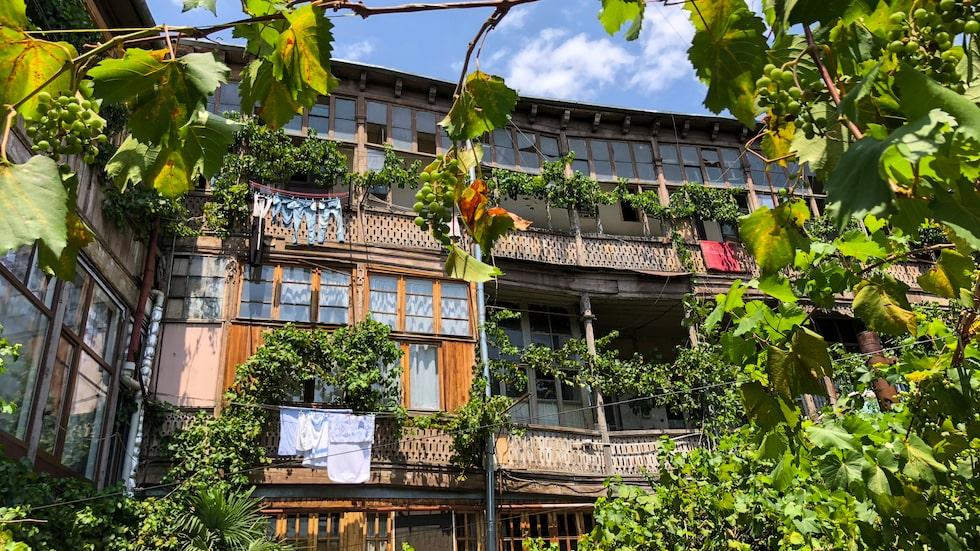 Av Georgiens 3,9 miljoner invånare bor 1,1 miljoner i huvudstaden Tbilisi.