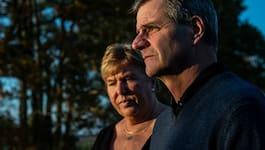 Andreas Danmans familj  om sorgen efter mordet