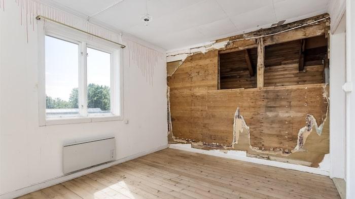 Vad döljer sig bakom väggen?!