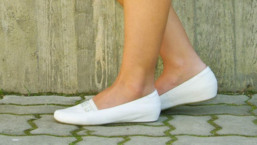 Nya skor är fantastiskt roligt...