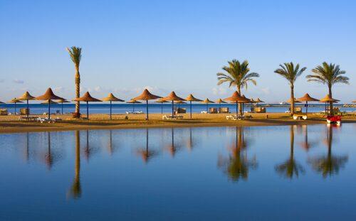 Snorkling och dykning har gjort Hurghada populärt igen.