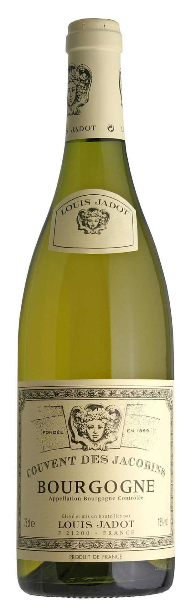 Couvent des Jacobins Bourgogne Blanc 2012 (5798) Frankrike, 119 kr