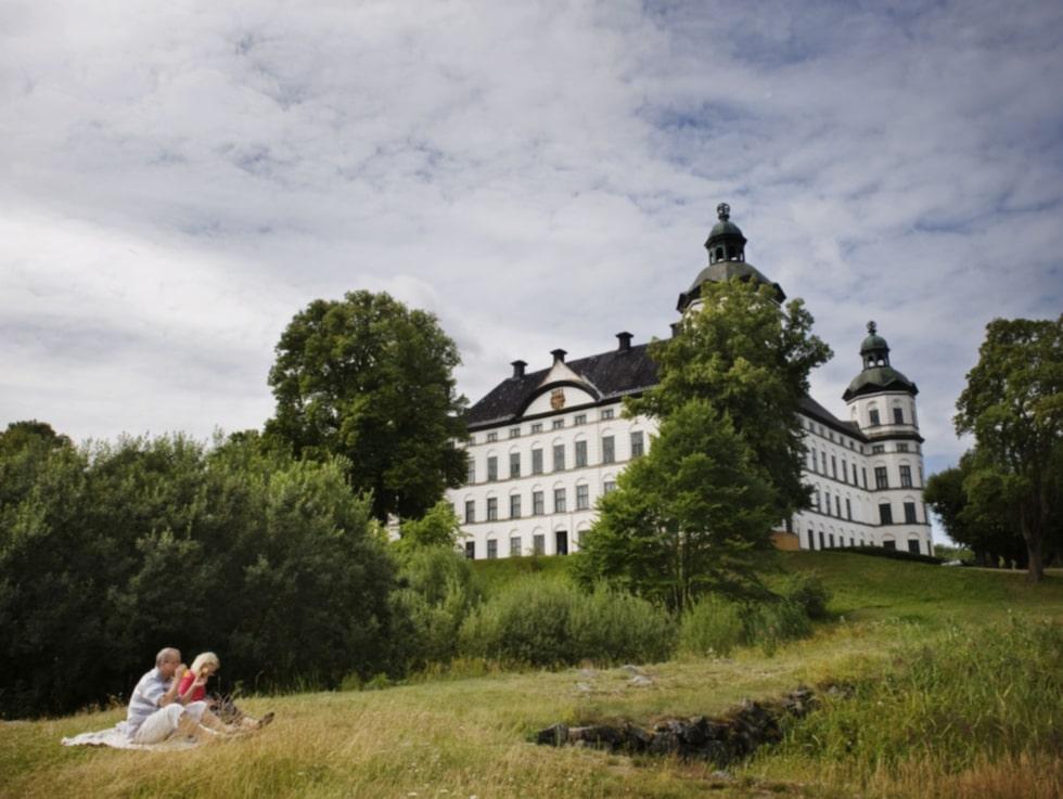 Besök Skokloster i Uppsala