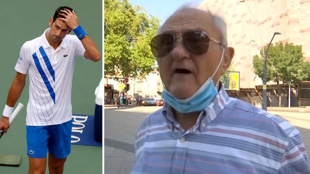 """Sågar beslutet att kasta ut Djokovic: """"En katastrof –total diskriminering"""""""