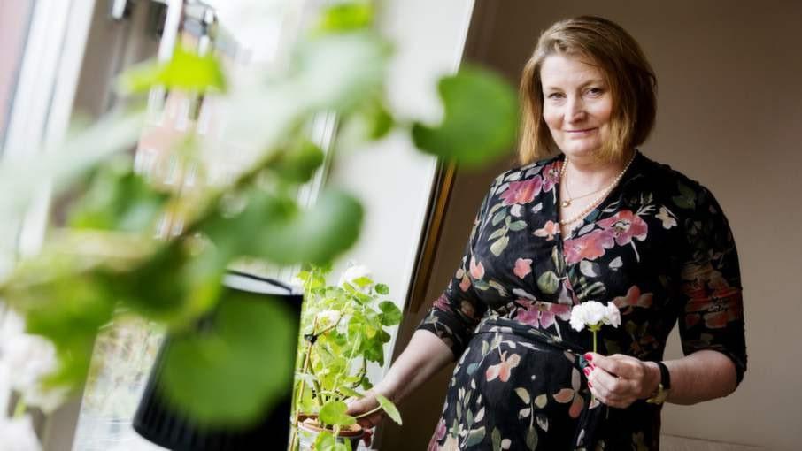 Efter 50 fick Ewa Åkerlind flera vanliga klimakteriebesvär. Läkaren rådde henne att varva ner.