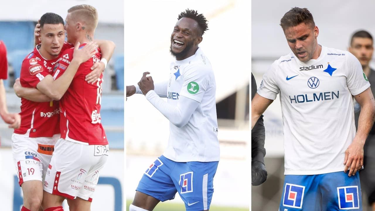 IFK Norrköping tappade mot Degerfors – och fick tre skador