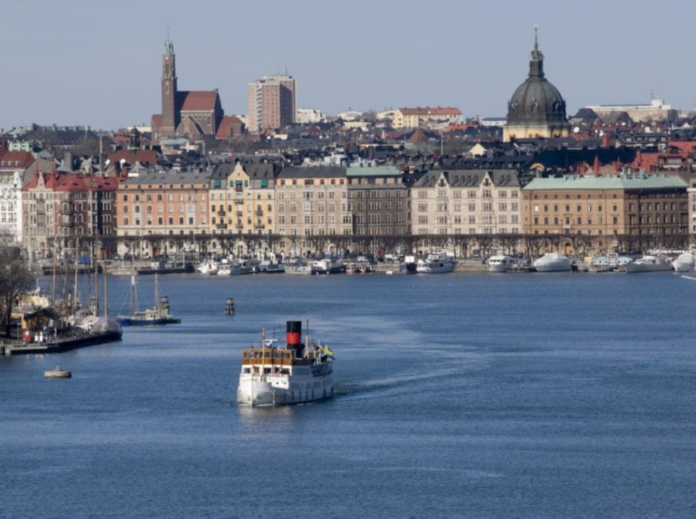 Stockholm lever upp under augusti.