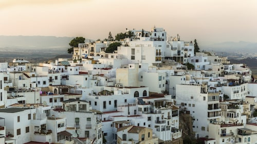 Almería är vilda västern på riktigt.
