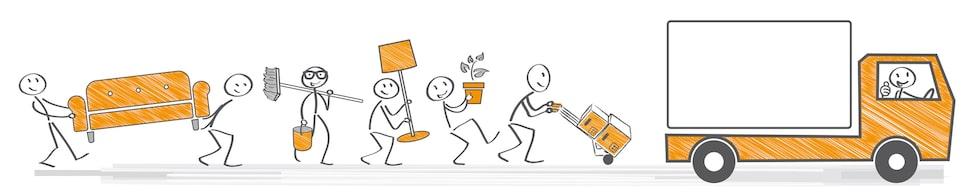 Alla som flyttat vet att det alltid blir kaos. Men det går att undvika mycket om du följer våra tips.